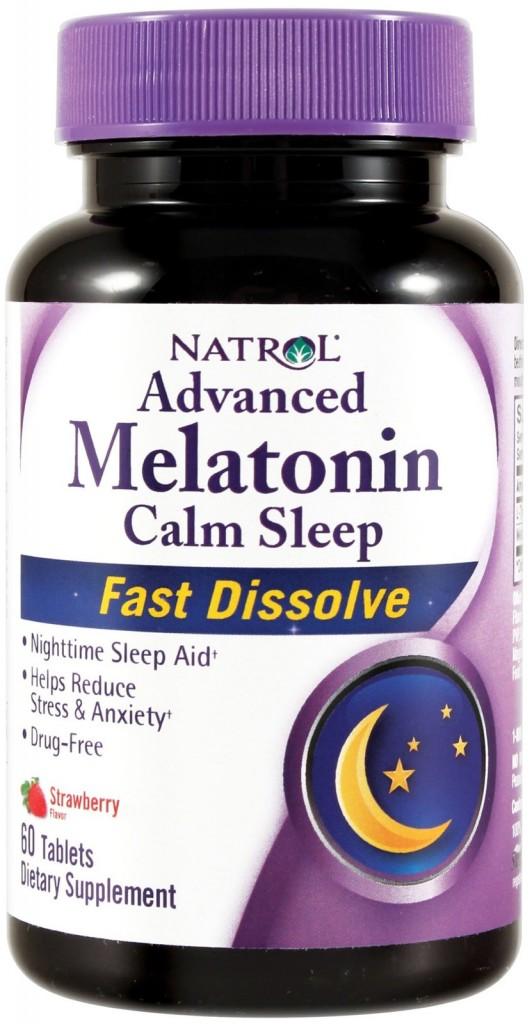 Melatonina Natrol Advance
